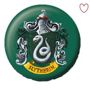 Slytherin Harry Potter Button Badge Pin Official