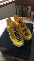 Adidas NMD Human Race Yellow Size 9.5 No Box