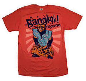 Hangover-2-Bangkok-Men-039-s-T-Shirt
