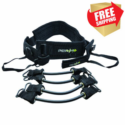 Jump Training Bands greenical Resistance Workout Exercise Leap Basketball Trainer