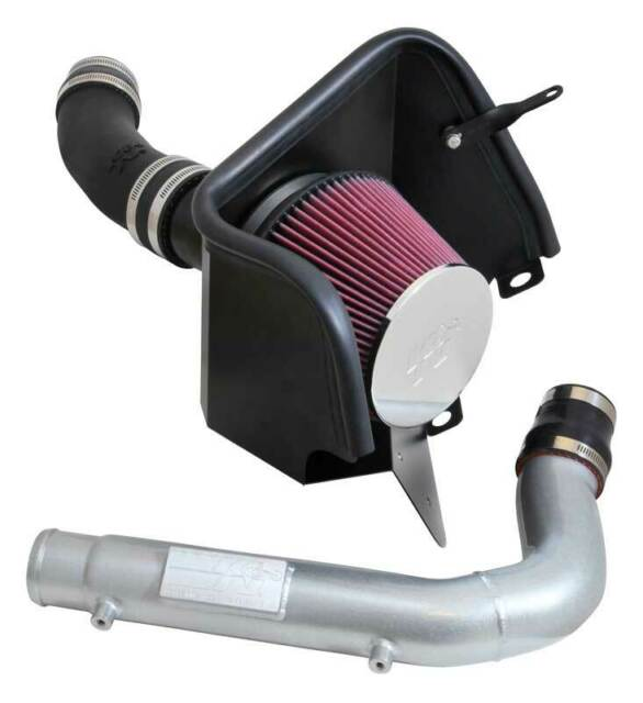 2016 Jeep Cherokee Diesel: K&N Performance Aircharger Intake For 2014-2016 Jeep Grand