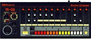 Roland-Boutique-TR-08-Rhythm-Composer-Drum-Machine-Sample-CD-Library