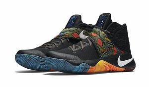 reputable site 437ea 1bf6c Nike Kyrie 2 BHM Basketball Shoes Sz 14 Black History Month Edition  Crossover
