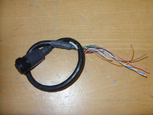 "12/"" Northstar WA215 NMEA Interface Cable f 6000i 6100i 952 951xd 957 958 18 pin"