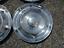 thumbnail 10 - Genuine 1957 1958 Oldsmobile 14 inch hubcaps wheel covers set
