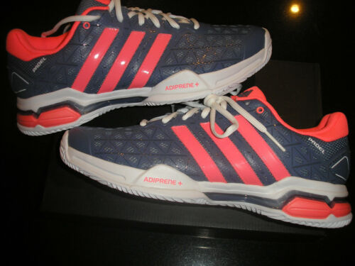 ADIDAS BARRICADE CLUB PADEL TENNIS SHOE UK 7 US 7.5 BRAND NEWBOX MODEL AQ3926
