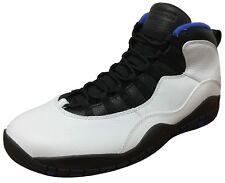 save off 4e60f 91f1d Air Jordan 10 X Orlando Retro Mens Size 10 White Black Royal Blue 310805 108