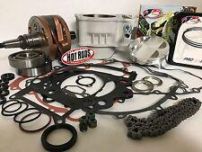 DRZ400 DRZ 400 400SM 400S 94mm 470 JE Hotrods Big Bore Stroker Motor Rebuild Kit