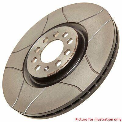 Set of 2 Brembo Max 09.7720.75 Front Brake Disc