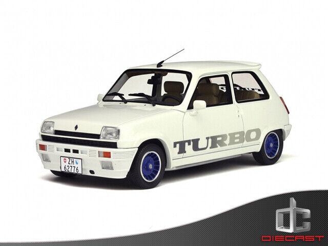 1 18 Otto Renault R5 Turbo Gordini OT691