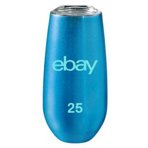 ebay-25th-Anniversary-6oz-Vacuum-Champagne-Flute