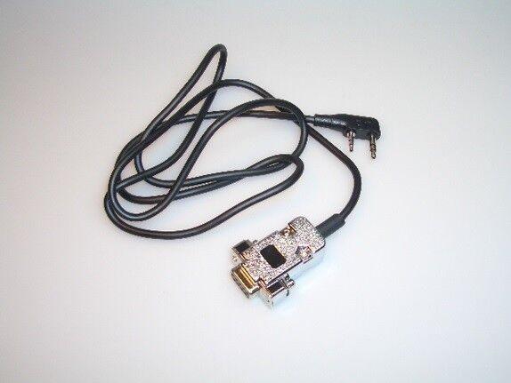 Programmierkabel für Kenwood PG-4Y Anschlusskabel für PC (RS-232C)/THF-7E