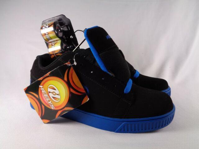 Heelys Unisex Black Roller Shoes Adult