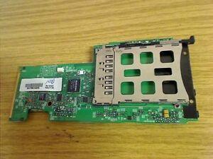 HP Compaq 6715s scheda audio card board PCMCIA espansione
