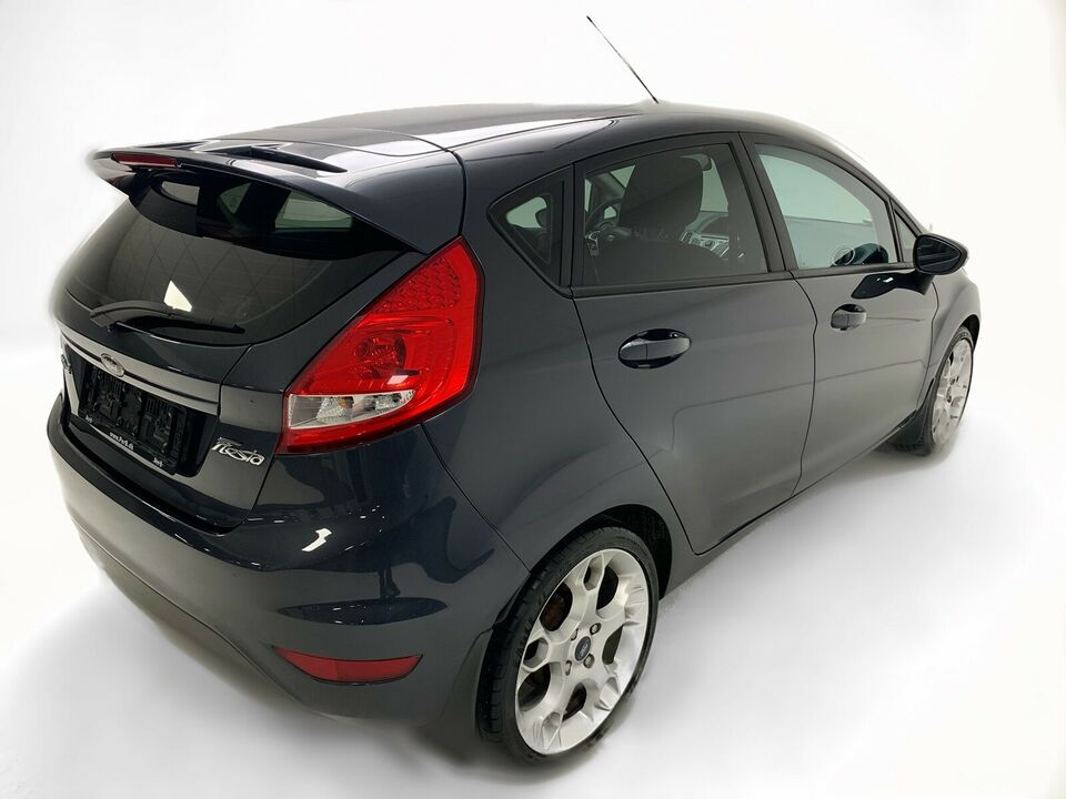 Ford Fiesta, 1,6 TDCi 90 ECO, Diesel