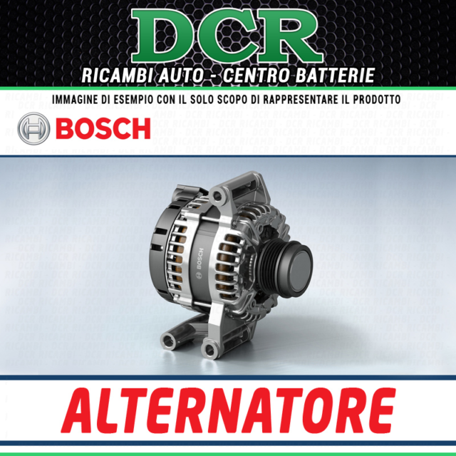 Alternador Bosch 986049530 Alfa Fiat Lancia Opel