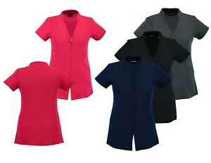 Work-hairdressing-Spa-Nail-Salon-Beauty-Healthcare-Therapist-Tunic-Uniform-UK