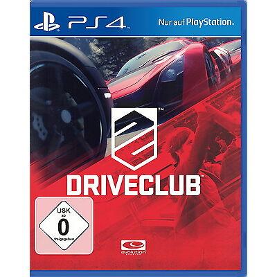 DriveClub (Sony PlayStation 4 Spiel, 2014, USK) NEU