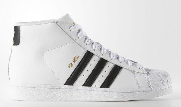 Adidas originali uomini (modello scarpe bianco   nero (modello