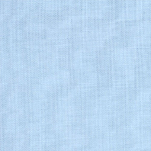 Moda Fabric Bella Solids Bluebell Per 1//4 Metre
