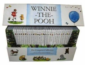 Brand-New-Winnie-the-Pooh-Complete-Collection-30-Books-Box-Set