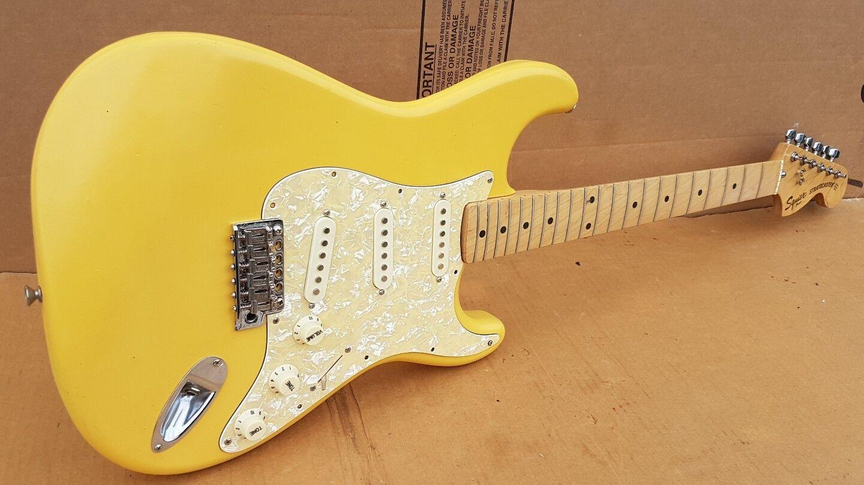 1983 Squier von Fender Stratocaster