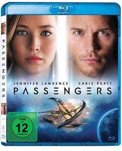 Passengers-Blu-ray-NEU-OVP-Jennifer-Lawrence-Chris-Pratt-Michael-Sheen-Lau