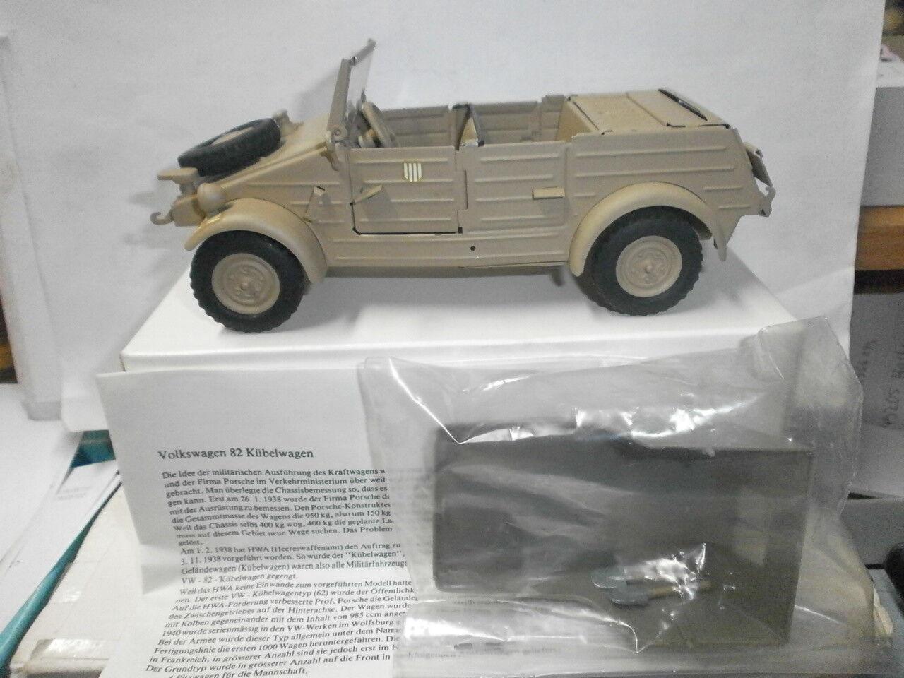 Alte gonio militärische zinn vw typ jeep 82 tarnung 2 13   16in boden soldaten