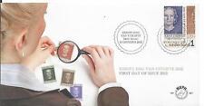 Nederland - FDC 661 Dag van de postzegel
