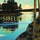 Sibelius: Complete Works for Mixed Choir (CD, Mar-2015, 2 Discs, Ondine)