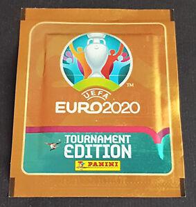 Panini UEFA EURO 2020 Tournament Edition Orange Russland OZON Tüte / Packet
