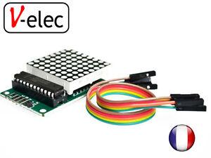 1152-MAX7219-Dot-Led-Matrix-Module-MCU-LED-Display-Control-Module-For-Arduino