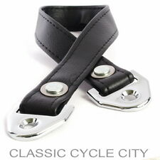Honda CB 750 Four K2-K6 Sitzbank Gurt Halteriemen Sitzbankgurt Seat Belt Buckles