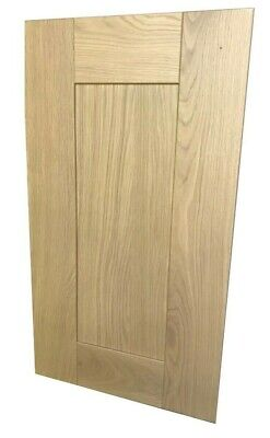 Clearance Sale Solid Oak Shaker Paneled Kitchen Unit