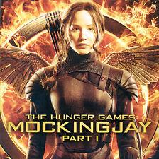 Hunger Games Mockingjay p1 PG-13 movie new DVD Jennifer Lawrence Josh Hutcherson