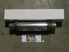 """New Magnaflow Universal Stainless Steel Muffler 14419 3"""" Inlet/Outlet Fast Ship"""