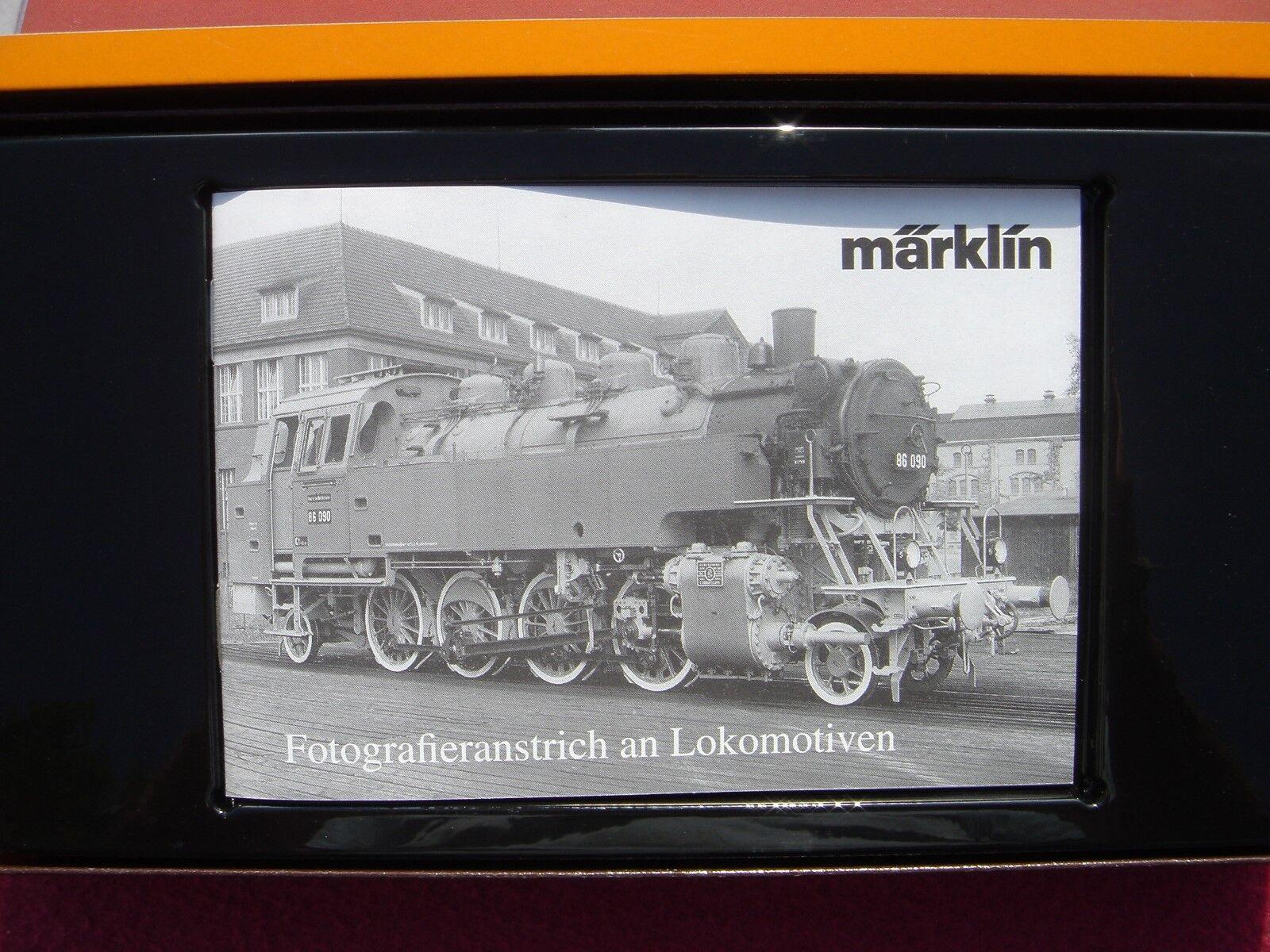 MÄRKLIN Z 88961 TENDERLOKOMOTIVE BR 86 DRG FOTOANSTRICH FOTOANSTRICH FOTOANSTRICH -  NEU    -  | Fierce Kaufen  6cfa23