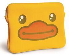 "NEW B.Duck Yellow Notebook Laptop Case 13.3"""