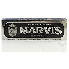 Marvis Liquorice Toothpaste - 75ml