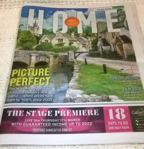 image is loading castle combe multi page feature in sunday times - Multi Castle 2016