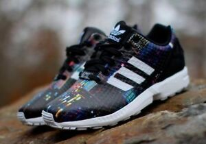 separation shoes c31f2 0dd6b Image is loading Adidas-ZX-FLUX-W-Women-039-s-Running-