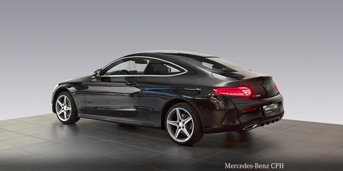 Mercedes C300 2,0 Coupé aut. 2d - 539.900 kr.