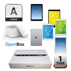 apple ipad air 16gb 32gb 64gb 128gb silver space gray 9. Black Bedroom Furniture Sets. Home Design Ideas