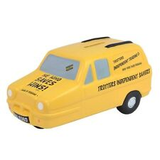 Only Fools And Horses Trotters Independent Money Box Yellow Robin Reliant Gift