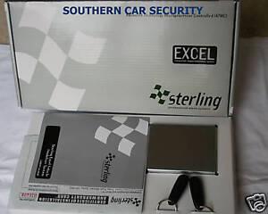 Toad Sterling Excel Thatcham Cat 2 Transpondedor Inmovilizador Garantía En Caja Nuevo