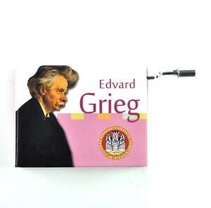 Edvard Grieg - Solveig s Song - Manivelle Boîte à Musique   eBay 8edf2712b8f
