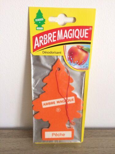 Pêche Désodorisant Arbre Magique
