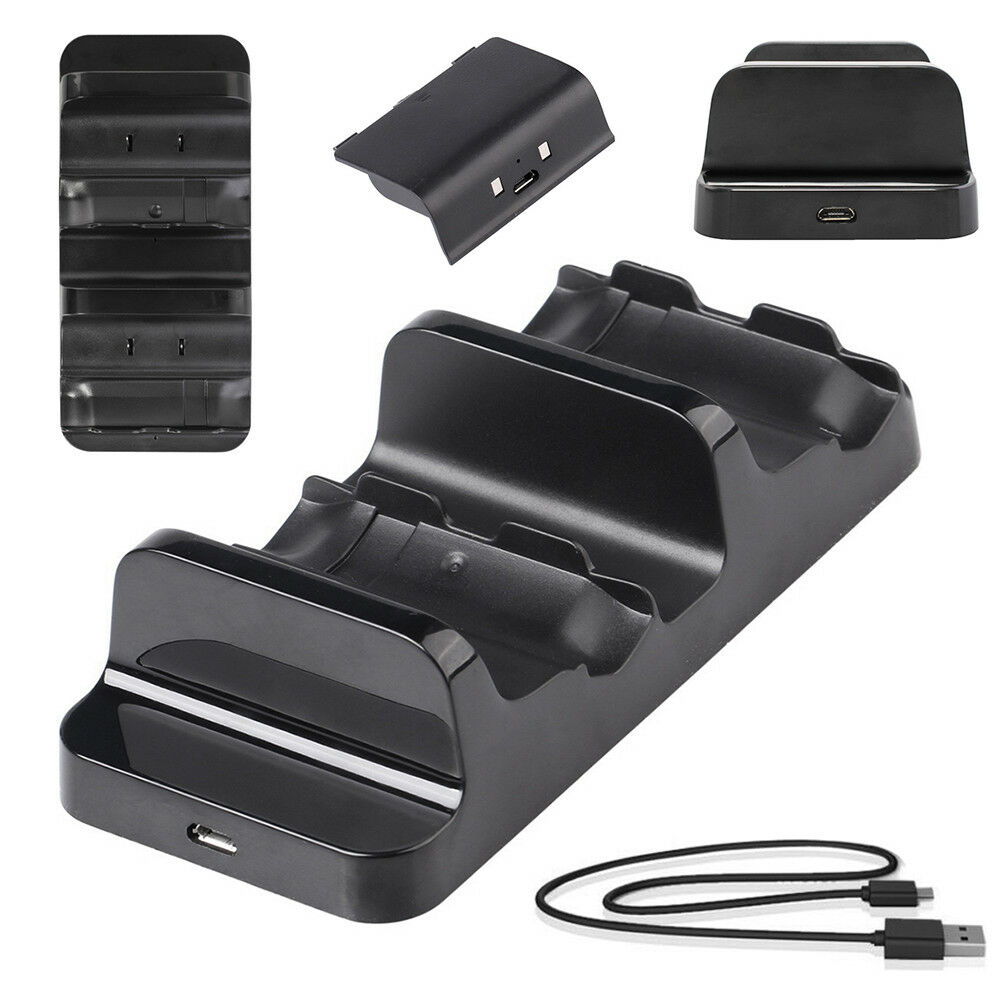 Xbox One Charging Station: Sminiker Double Dock