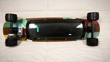 Electric Skateboard Carbon Fiber BLACK Battery Enclosure