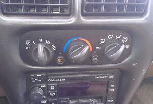 95 97 oldsmobile cutlass supreme climate control knob set for 1996 oldsmobile cutlass supreme power window switch